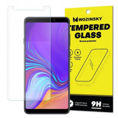 Folie Protectie Sticla Wozinsky 9H pentru Samsung Galaxy A9 2018 25D Transparenta