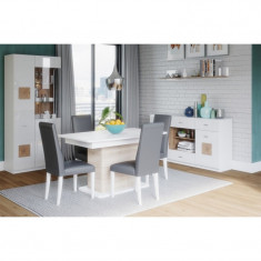 Mobila Sufragerie Wood Set 2