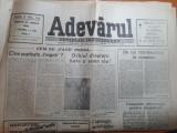 """Ziarul adevarul 28 aprilie 1990-articolul """" votez cu ratiu sau campeanu """""""