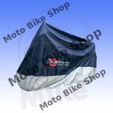 MBS Prelata / husa moto impermeabila 220x87x145, albastru/argintiu, -500cc, Cod Produs: 7115520MA