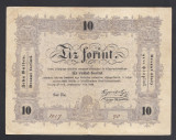 A442 Hungary Ungaria 10 forint 1848