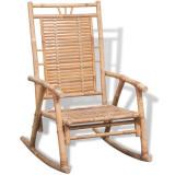 Cumpara ieftin Scaun balansoar din bambus