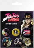 Set insigne - JoJo's Bizarre Adventure | GB Eye