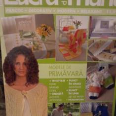 Revista LUCRU DE MANA nr. 30 aprilie – iunie 2013