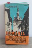 Cumpara ieftin Vasile Cucu - Romania. Ghid atlas al monumentelor istorice
