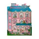 Princess TOP. My house bleu