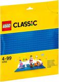 LEGO CLASSIC PLAC? DE BAZ? ALBASTR? 10714