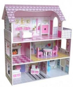 Casuta pentru papusi copii 3+ ani Victorian Mansion
