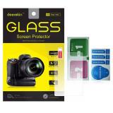Folie sticla ecran protectie Tempered Glass pentru Canon 6D Mark II