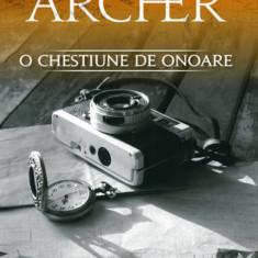 O CHESTIUNE DE ONOARE - de JEFFREY ARCHER