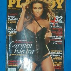 Playboy Romania - aprilie 2009