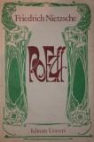 POEZII - FRIEDRICH NIETZSCHE