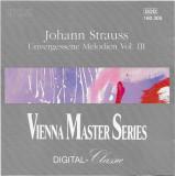 CD Johann Strauss – Unvergessene Melodien Vol. III, original