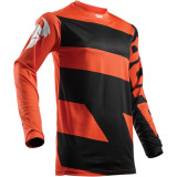 Tricou motocross Thor Pulse Level marime 3XL Rosu portocaliu/negru Cod Produs: MX_NEW 29104348PE