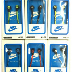 Căști Nike Nk 28 telefon, tableta, player, Samsung, Huawei