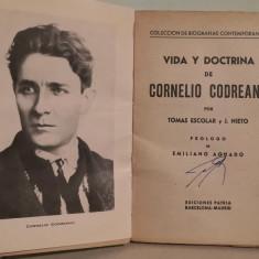 Legionari_Viața și doctrina lui Corneliu Zelea Codreanu_ediție spaniolă din1941