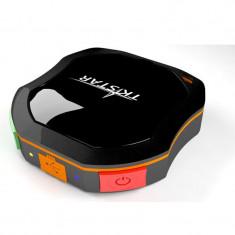 TK1000, GPS traker in timp real, alarma miscare, perimetru, viteza, soc, standby 10 zile, IP65, 50g foto