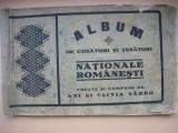 ANI si OLIVIA SARBU - ALBUM DE CUSATURI SI TESATURI NATIONALE ROMANESTI - 1925