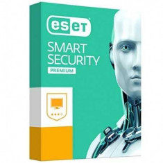 ESET Smart Security Premium, 1 an, licenta electronica