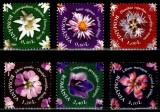Romania 2009, LP 1830, Flora Muntii Rodnei, seria, MNH! LP 10,30 lei, Nestampilat