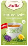 Ceai BIO din plante alcaline, 35,7 g Yogi Tea