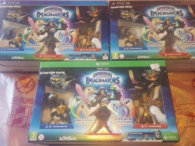 Joc Skylanders Imaginators Starter pack Playstation ps4 ps3 ps 4 ps 3 xbox 360 foto