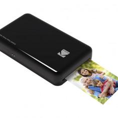 Kodak Mini 2 - Imprimanta Foto Portabila, Negru