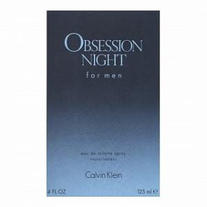 Calvin Klein Obsession Night for Men eau de Toilette pentru barbati 125 ml