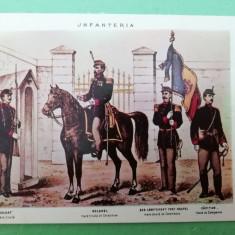 CCO 1977 - CALENDAR DE COLECTIE - TEMATICA  MILITARA - ISTORIE - ANUL 1977