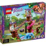 LEGO® Friends - Baza de salvare din jungla (41424)