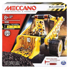 Set constructie Meccano Buldozer