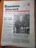 Romania literara 29 iunie 1989-articol george calinescu