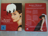 AUDREY HEPBURN - The Rubin Collection (5 DVD-uri) - Netraduse in Limba Romana