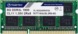 Memorie Laptop, Timetec Hynix, IC 8GB PC3L-12800 DDR3L, Unbuffered 1.35V / 1.5V, CL11, 2Rx8 Dual Rank 204 PIN
