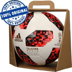 Minge fotbal Adidas Telstar World Cup 2018 - oficiala de joc - minge originala