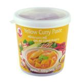 Pasta curry galbena COCK 400g