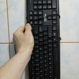 Tastatura cu fir usb