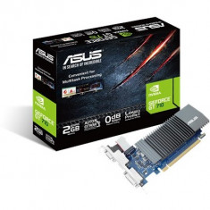 Placa video NVIDIA GeForce GT710, PCI Express 2.0, GDDR5 2GB