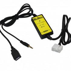 Interfata AUX USB pentru Honda Civic, Accord - 650067
