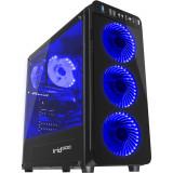 Carcasa Genesis Irid 300 Blue