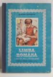 manual vechi LIMBA ROMANA LECTURI LITERARE CL. A VIII-A 1985