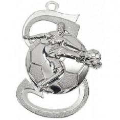 Medalie Fotbal Argntiu cu 3,9*5,9 cm