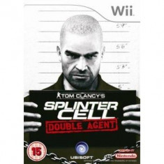Tom Clancy's Splinter Cell: Double Agent Wii