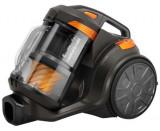 Aspirator fara sac Sencor SVC 1080TI, 700 W, 3.5 L (Negru/Portocaliu)