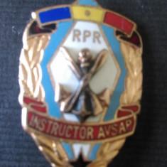 INSIGNA AVSAP-R.P.R.
