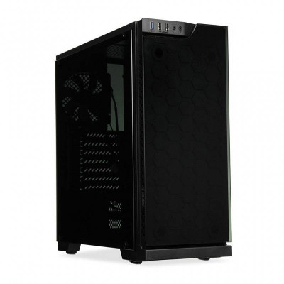 Carcasa Ibox WIZARD 2 GAMING Black foto