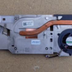 Radiator cu ventilator video Dell Precision M6400 ( H074K)