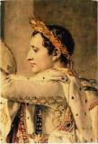 Carte postala veche Franta, Sacre de Napoleon (David) detail