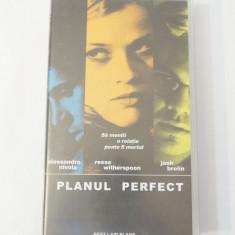 Caseta video VHS originala film tradus Ro - Planul Perfect