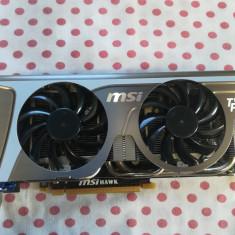 Placa video MSI GTX 460 1GB DDR5 256-bit,DirectX 11.